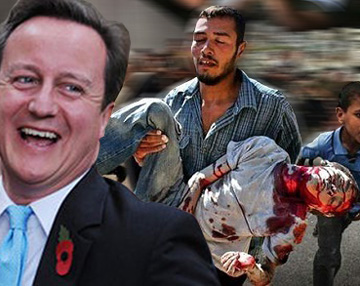 Cameron-Mission Accomplished Afghanistan