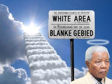 Nelson Mandela's worst nightmare