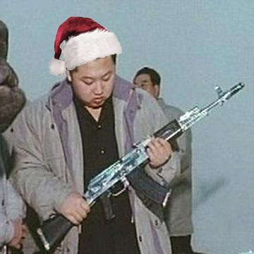 kim jong-un christmas