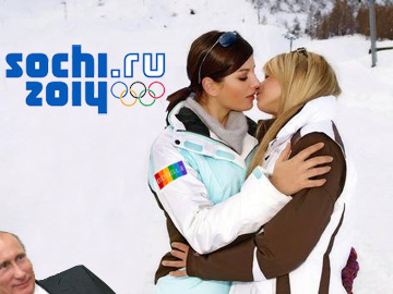 sochi-lesbian skiiers