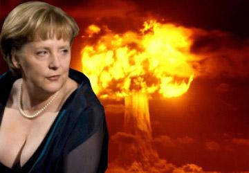 Merkel-Nuclear-Explosion