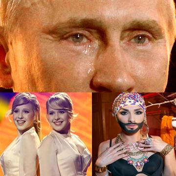 eurovision putin boo