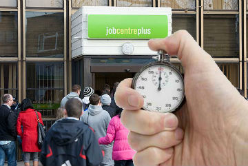 jobcentre timer