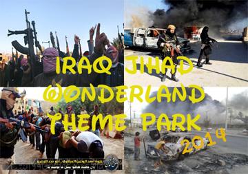 IRAQ JIHAD THEME PARK