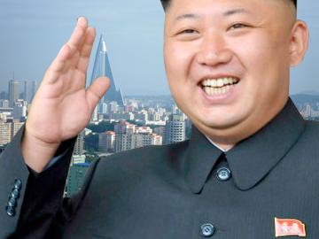 Comrade Kim Jong-un