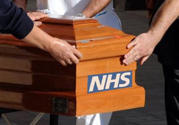 NHS not prepared ebola