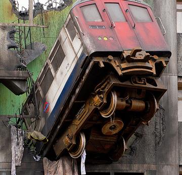 drunk tube train driver
