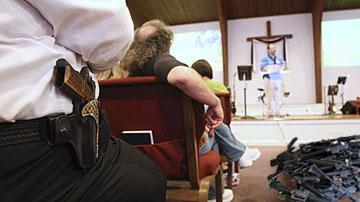 guns-at-church