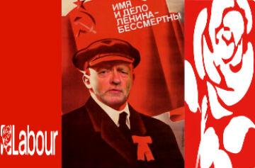 Comrade Corbyn labour