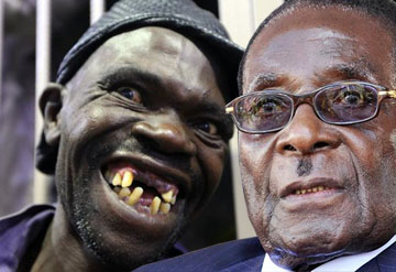 Mr. Ugly Mugabe