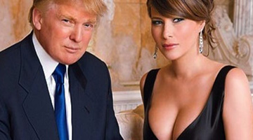 donald trumps immigrant wives