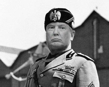 Benito Trump Mussolini