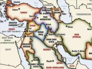 Russian plan for Kurd Syria Iraq
