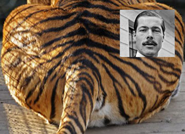 tiger bottom lord lucan