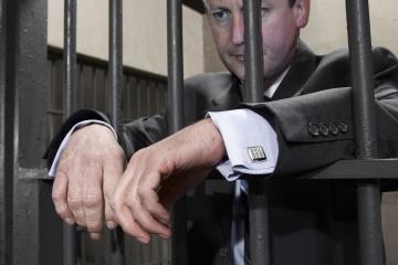 cameron jail