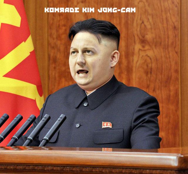 comrade kim-jong-cam
