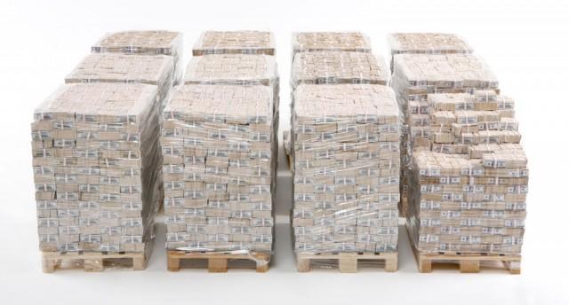 billion cash