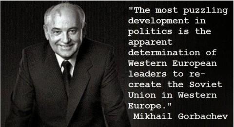 Gorbachev eu soviet