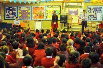 overcrowding SCHOOLS