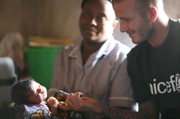 david-beckham-unicef-the great pretender