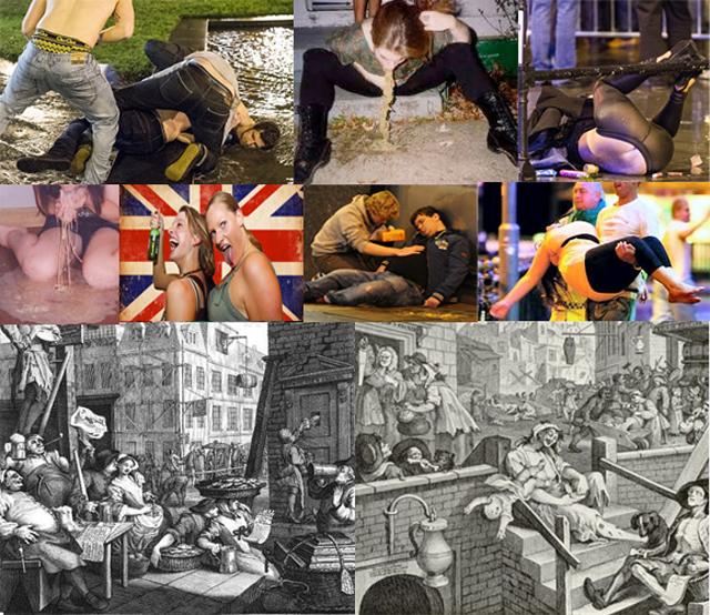 brits evolved