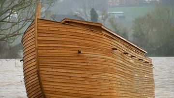 noahs ark somerset flood