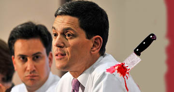 Ed and Dave Miliband