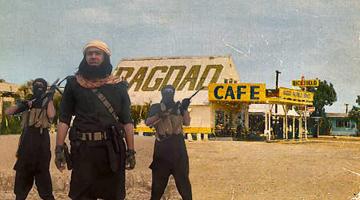 bagdad cafe isis