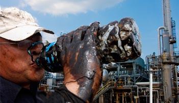 opec chief guzzling oil