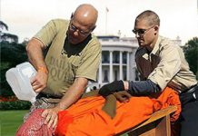 waterboarding white house