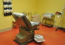 Abortion Clinic Procedure Room