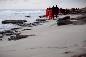 ISIS doorstep to Europe