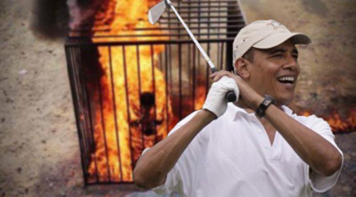 jordanian-pilot-isis-burning-obama-golf