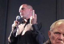 Varoufakis-Schauble-Finger
