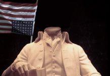 James_Madison_us_flag_distress