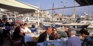 Greeks living the good like Athens