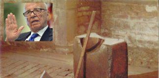beheading murdoch tower london