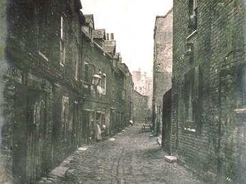 East End Victorian Slum