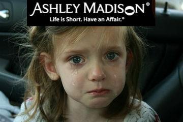 Crying-Child ashley madison