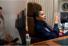 cameron Obama air