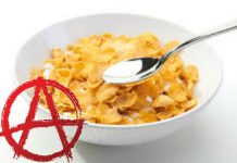 anarchist cereal