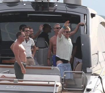 elton john cruising