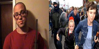 Oregon shooter - Ardoyne school Ireland