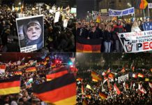 pegida germany