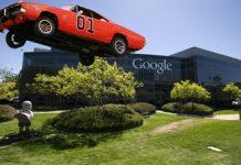 Google-Campus-General-Lee