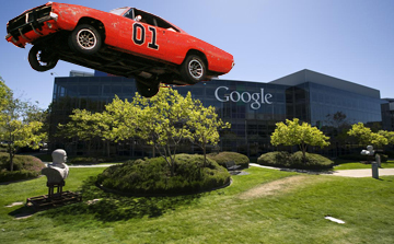 Google-Campus-General-Lee