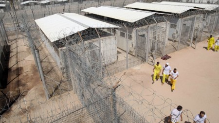 Muslim detention camps U.S
