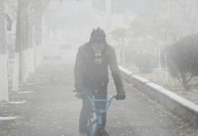 bike ride china
