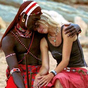 chief white woman