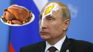 Vladimir Putin Turkey